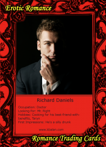 Richard Trading Card Back