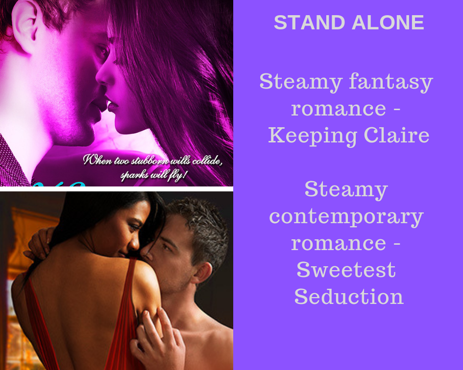 Steamy Stand Alone Romances
