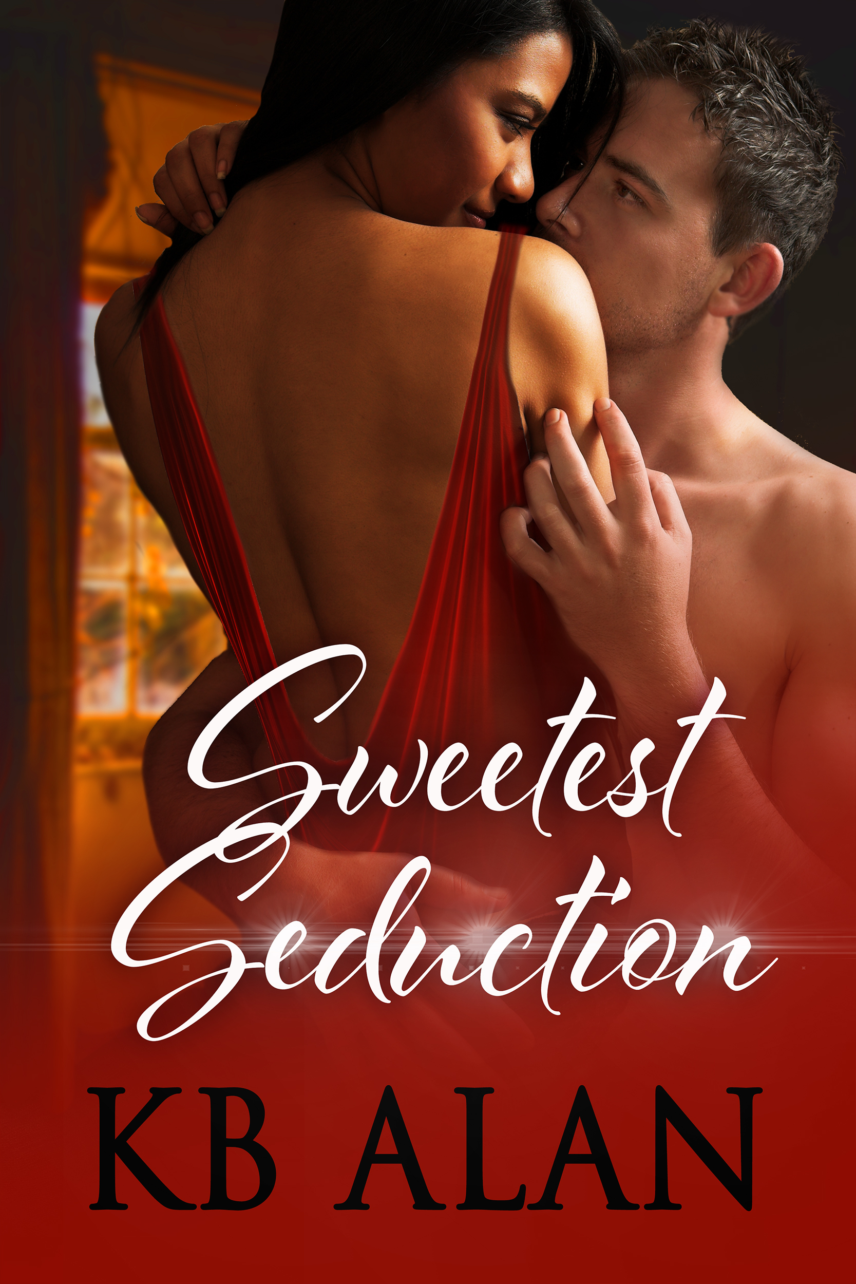 Sweetest Seduction Cover