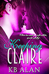 Keeping Claire Cover