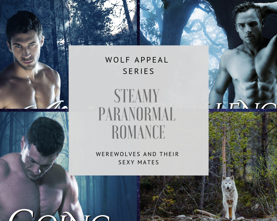 Steamy Paranormal Romance, Wolf Appeal Series