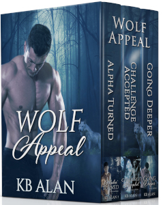 Wolf Appeal Series Cover