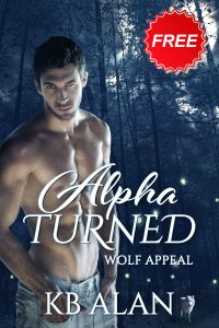 Alpha Turned Cover