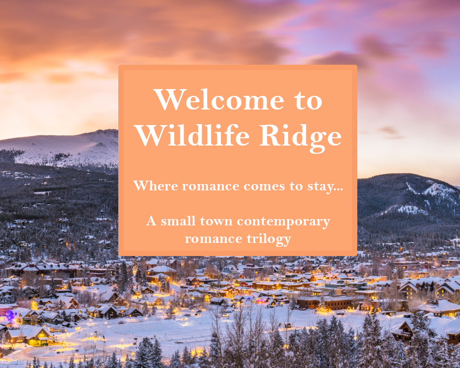 Welcome to Wildlife Ridge, a small town contemporary world