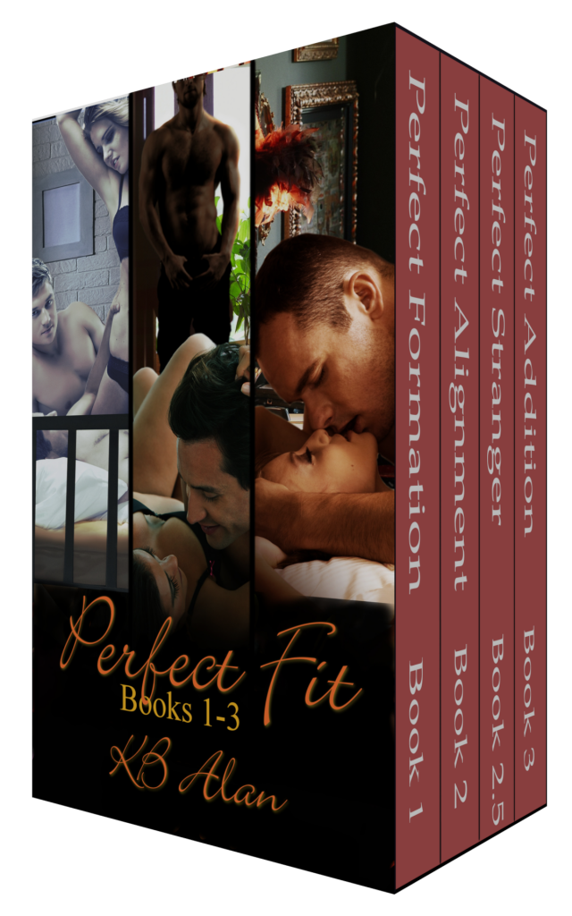Perfect Fit Covers as box set