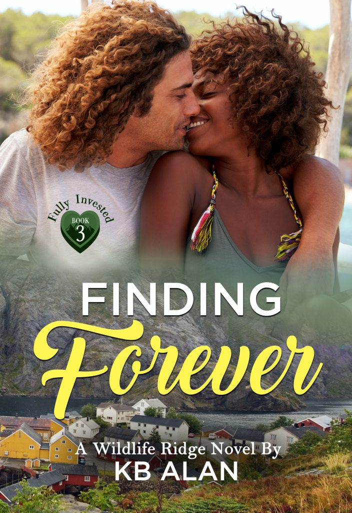 Finding Forever book cover