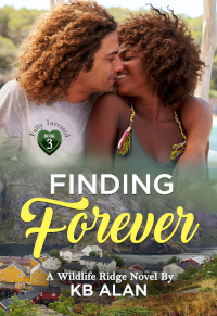 Finding Forever cover - the Fully Invested trilogy