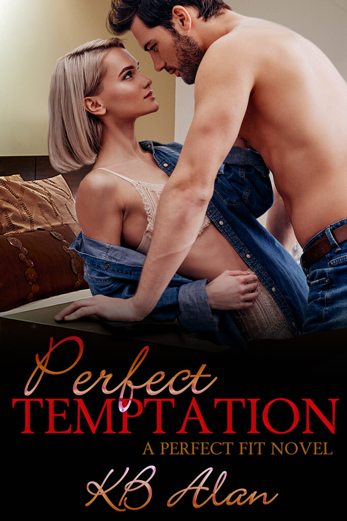 Cover of Perfect Temptation